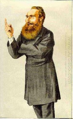 Caricature Of Anthony John Mundella