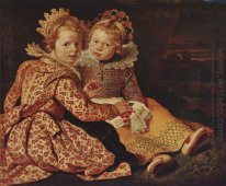 Two daughters of the painter