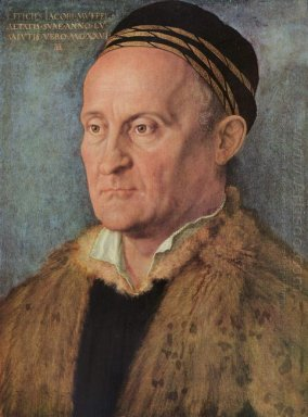 portrait of jacob muffle 1526