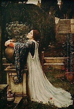 Isabella and the Pot of Basil 1907