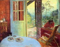The Dining Room In The Country 1913
