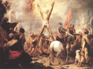 The Martyrdom Of St Andrew 1682