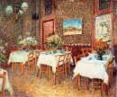 Interior Of A Restaurant 1887 1