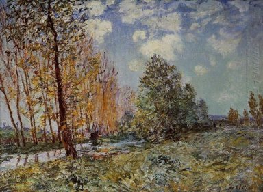 by the river 1881
