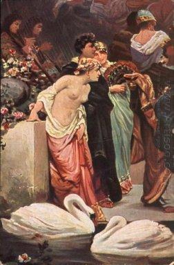 orgie de style romain Sinbad Cartoon porno