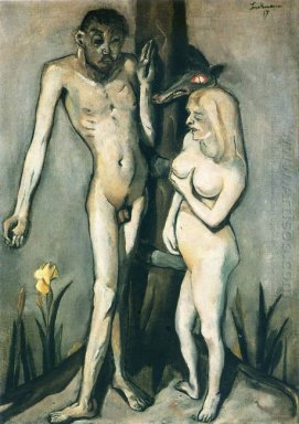 Adam And Eve 1917