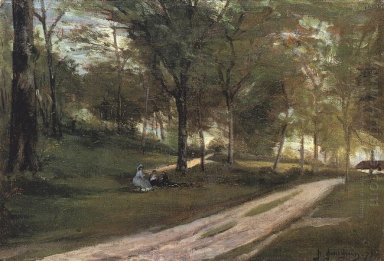 in the forest saint cloud ii 1873