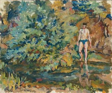 Bathing Boy 1928