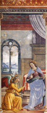 The Annunciation 1490