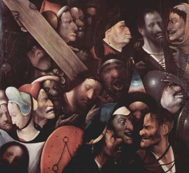 The Carrying Of The Cross 1480