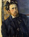 Portrait Of Joachim 1896