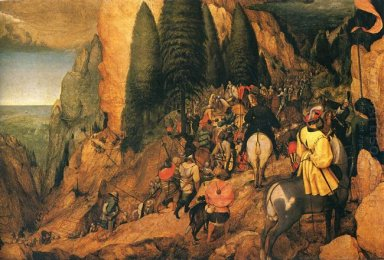 Conversion Of St Paul 1567