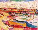 Landscape At La Ciotat 1907