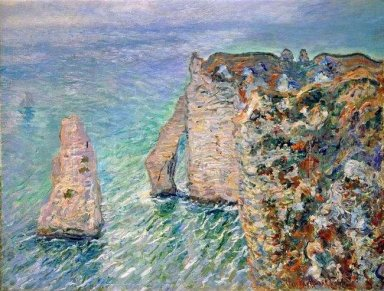 The Rock Needle And The Porte D Aval 1