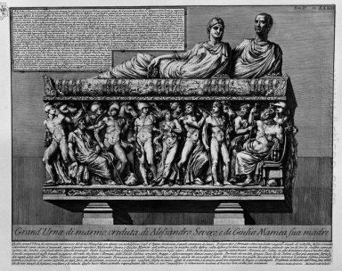 The Roman Antiquities T 2 Plate Xxxiii Insight Into The Tomb Of
