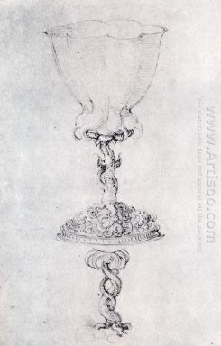 design for a goblet with a variant of the base