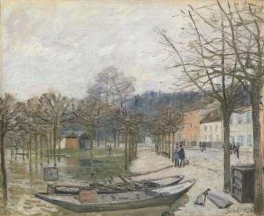 flood at port marly 1876 1