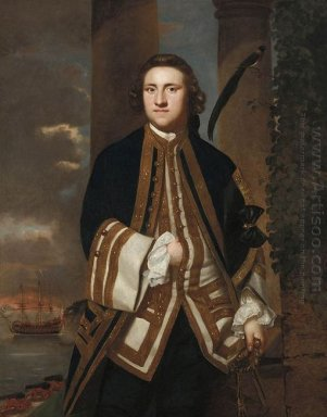 Captain The Honourable George Edgcumbe