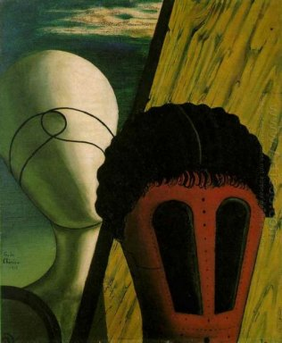 Two Heads 1918