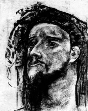 Head Of Prophet 1905