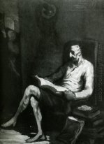 Don Quijote Reading