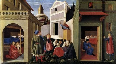 The Story Of St Nicholas 1448 1