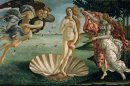 The Birth Of Venus 1485