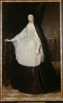 Archduchess Maria Anna Queen of Spain as a widow
