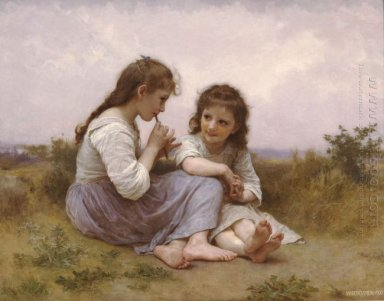 A Childhood Idyll 1900