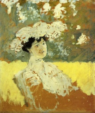 Woman With A Hat 1901