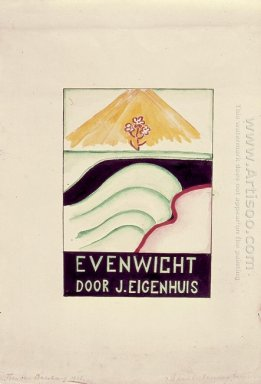 Cover Of Balance By J Elgenhuis 1916