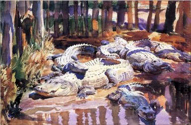 Muddy Alligators 1917