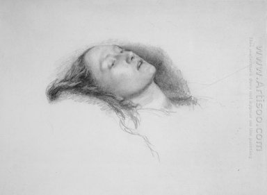 Study For Ophelia