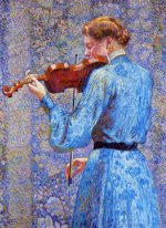 The Violinist 1903