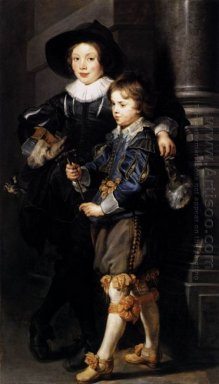 Albert and Nicolaas Rubens 1626-27