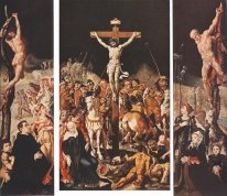 Crucifixion (Triptych)