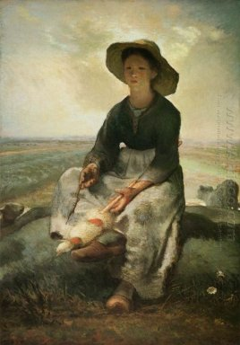 The Young Shepherdess 1873
