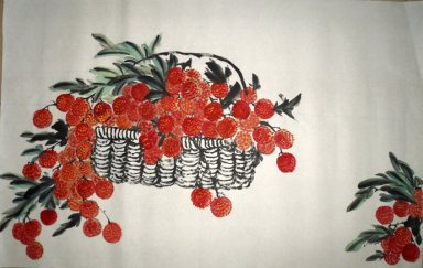 Bayberry - Chinese Painting