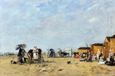 Berck The Beach 1882