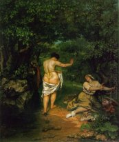 The Bathers 1853