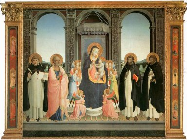 San Domenico Altarpiece 1430