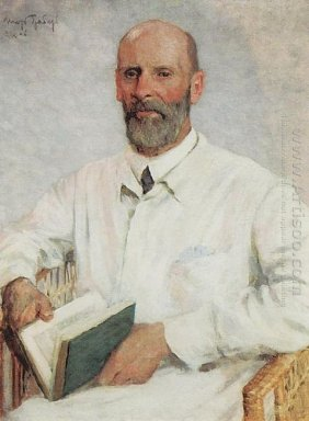 Portrait Of Painter Neradovsky