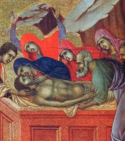 Lamentation Of Christ Fragment 1311