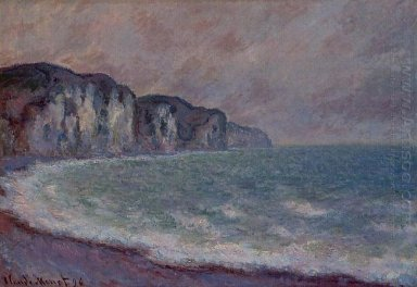 Cliff At Pourville