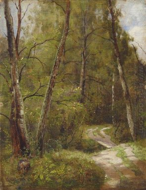 The Path In The Forest 1886