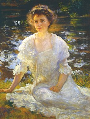 Portrait d\'Elanor Hyde Phillips