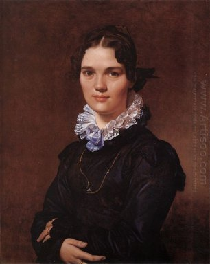 Mademoiselle Jeanne Suzanne Catherine Gonin Later Madame Pyrame