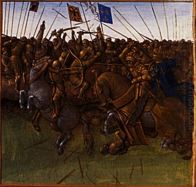 Victory Of Louis Iii And Carloman On The Normans 1460