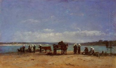 The Breton Fishermen S Wives