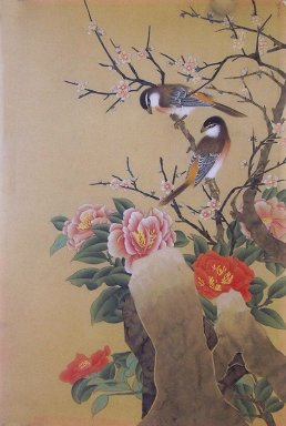 Plum&Birds - Chinese Painting
